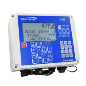 Intercomp LS20 Weigh In Motion Indicator