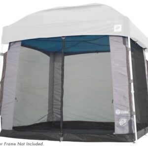 E-Z UP Screen Cube 5 with Dome 10x10 Canopy