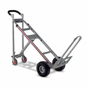 Magliner TPAUA4 Three-Position Hand Truck with Folding Nose Extension